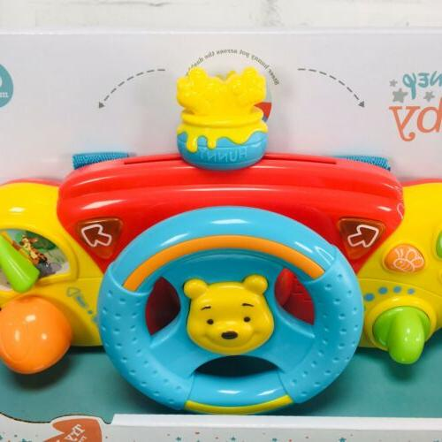 New Baby The Pooh Wheel Electronic