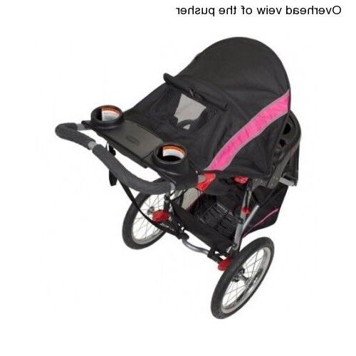 New Girl's Single Stroller Infant Carriage