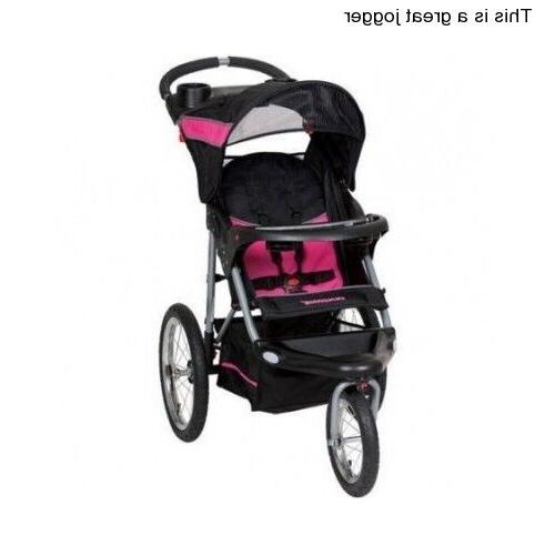 New Girl's Single Baby Stroller Carriage Jogger Strollers