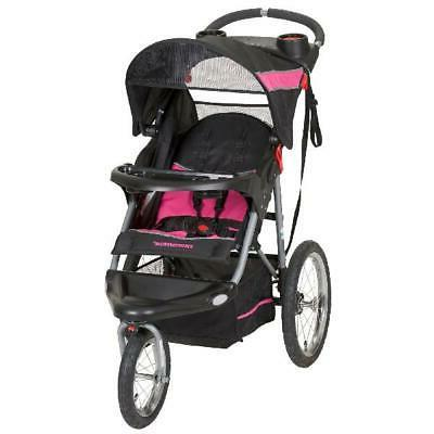 new girls single baby stroller infant carriage
