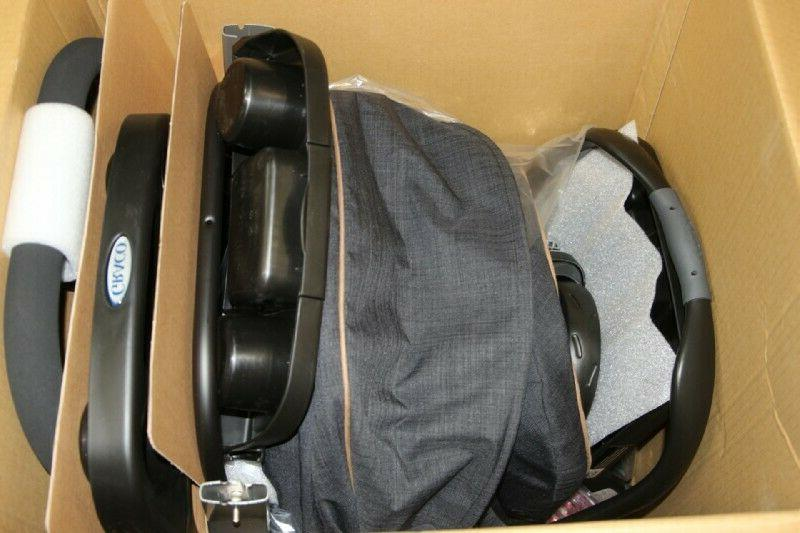 NEW! Modes 3 in Travel System with Britton Fashion