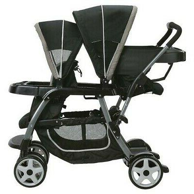 NEW Graco Ready2Grow Connect Stroller -