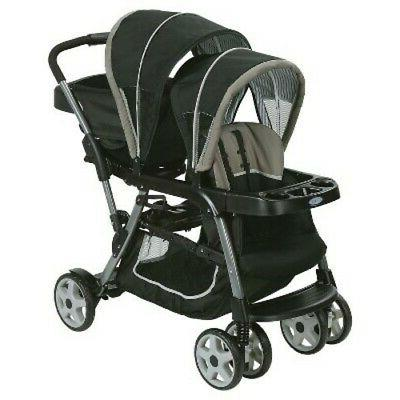 NEW Graco Connect Double Baby -