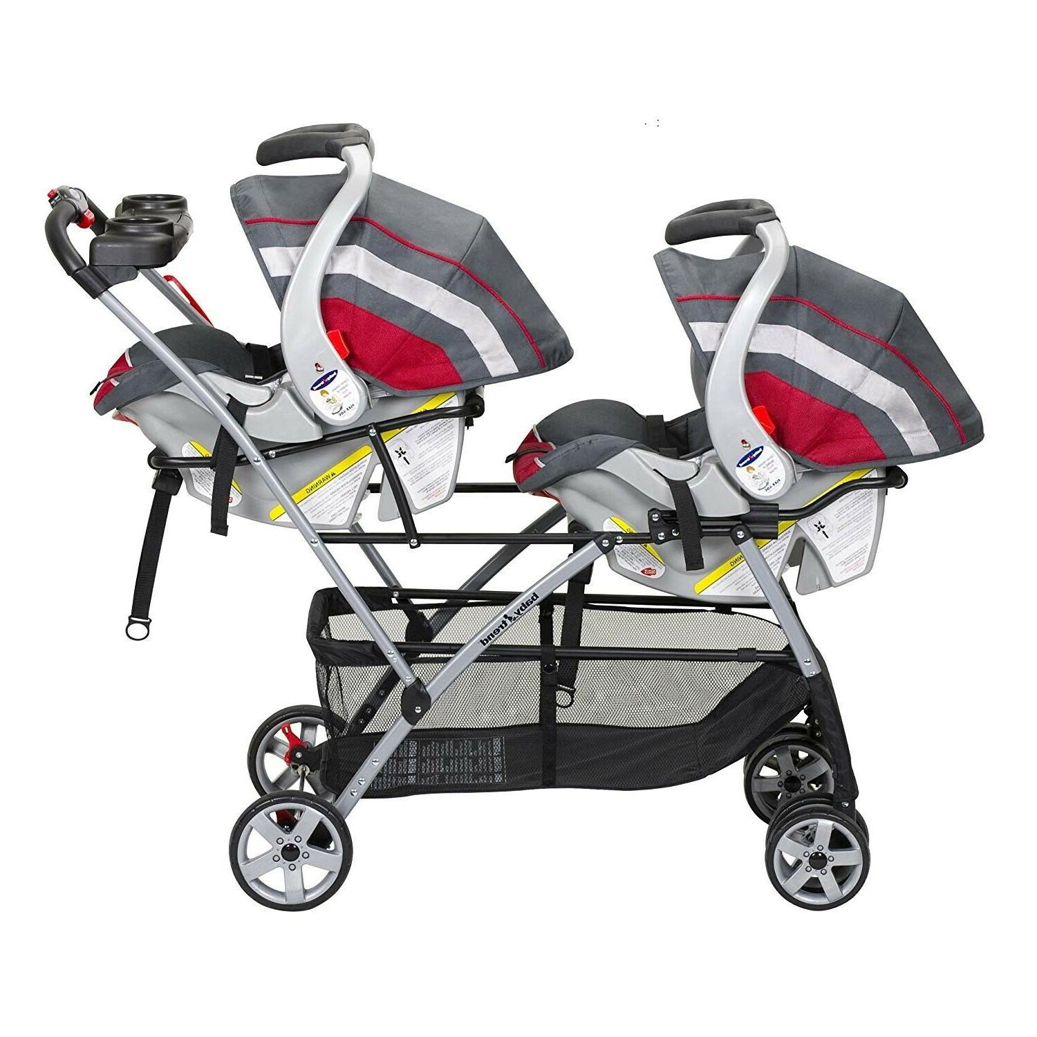 NEW Baby Trend Double Stroller SHIPPING