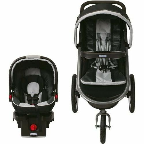 New Graco Fastaction Fold Click Baby Travel