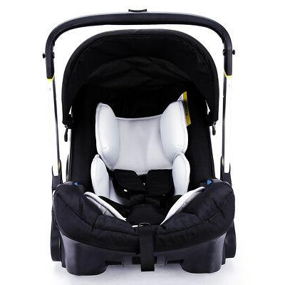 Newborn Baby Trolley 4 in Seat Stroller With Infant Portable