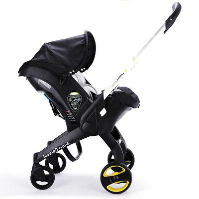 luxury newborn baby trolley 3 4 in