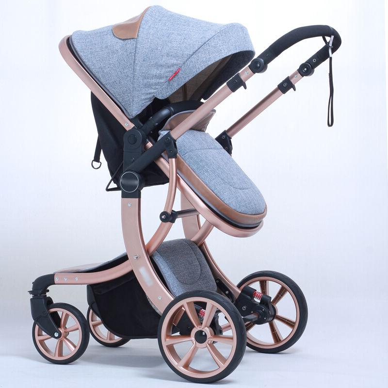 Infant Carriage Pushchairs Single Seat UDD