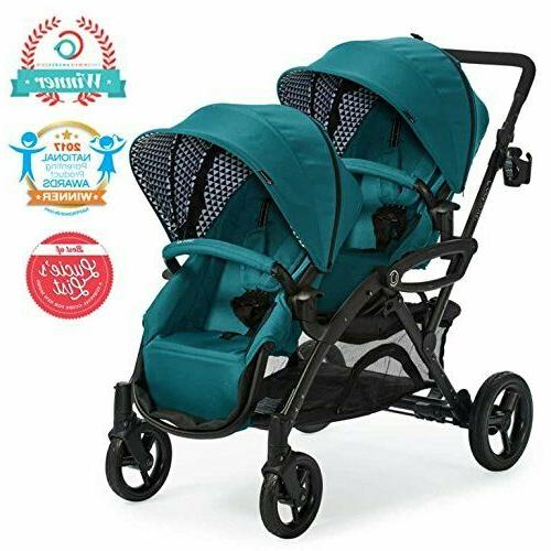 options elite tandem double toddler
