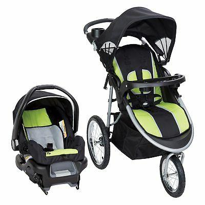 Baby 35 Jogger Travel System, Optic