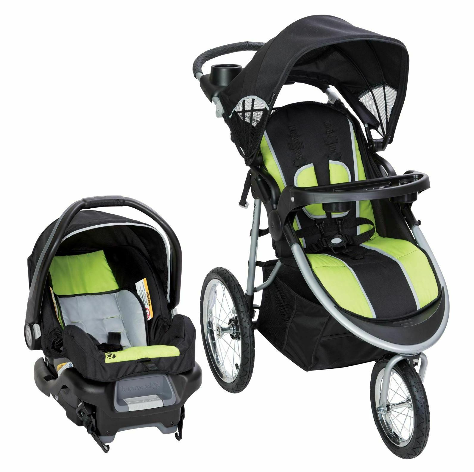 pathway 35 jogger travel system optic green