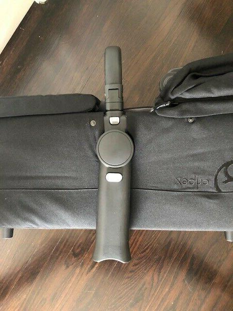 Cybex Carrycot Black - for Cybex Stroller - NEW