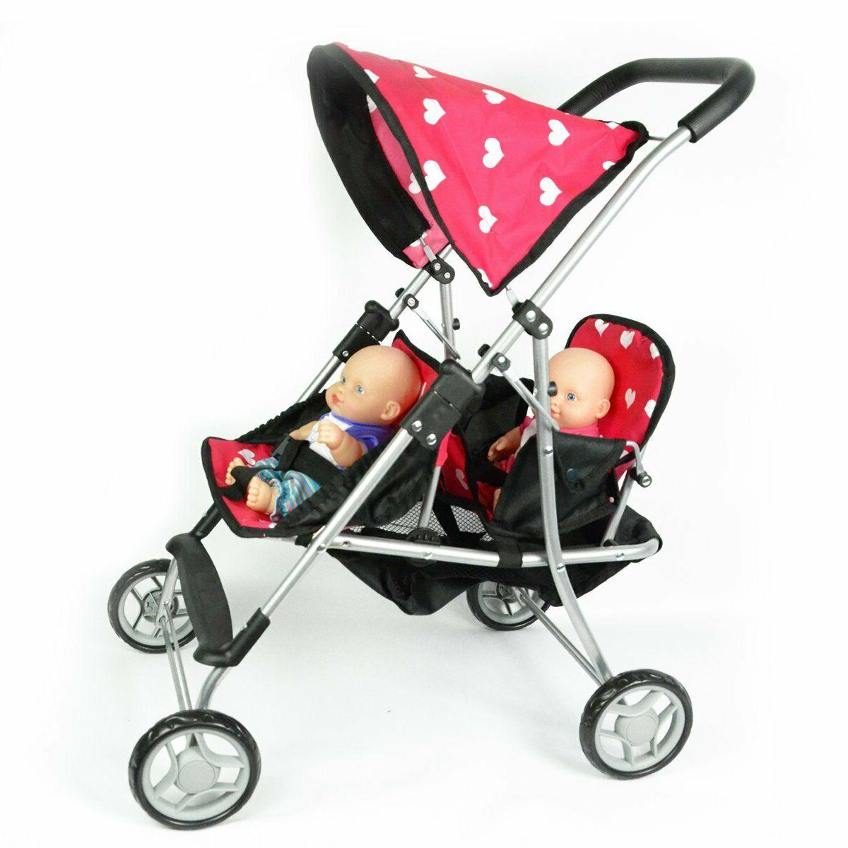 Disney Mickey Mouse Baby Umbrella Stroller With Canopy Light