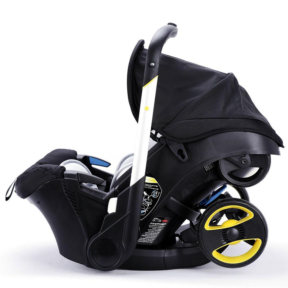 Portable 4 1 Newborn Baby Strollers With Accesories