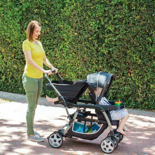 ready2grow click connect lx double stroller glacier v 2398913250