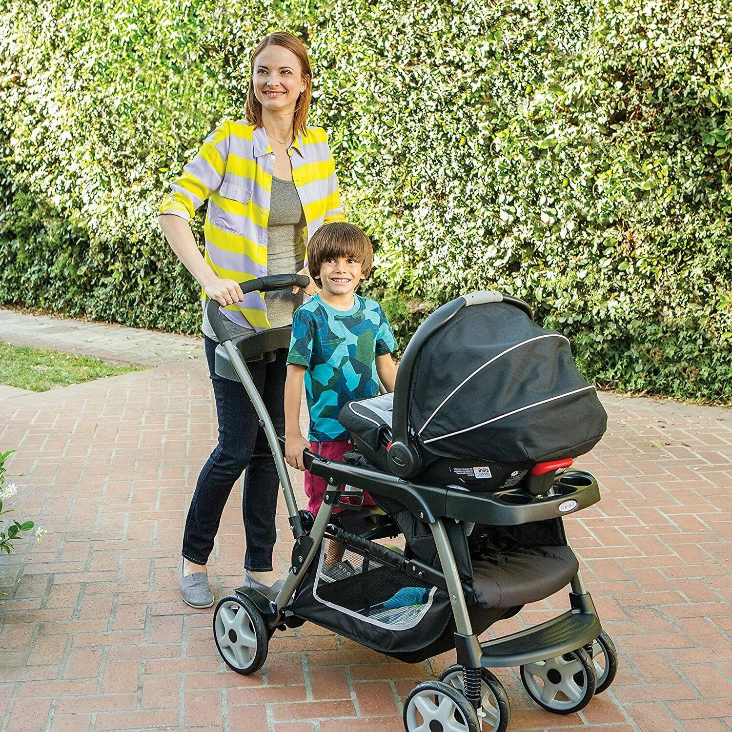 Graco LX Stroller Lightweight Auto Movable