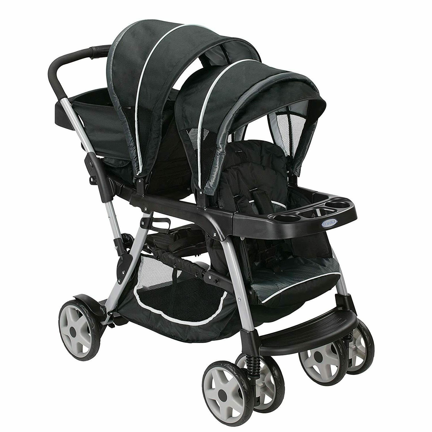 Graco LX Double Lightweight Auto Lock Movable