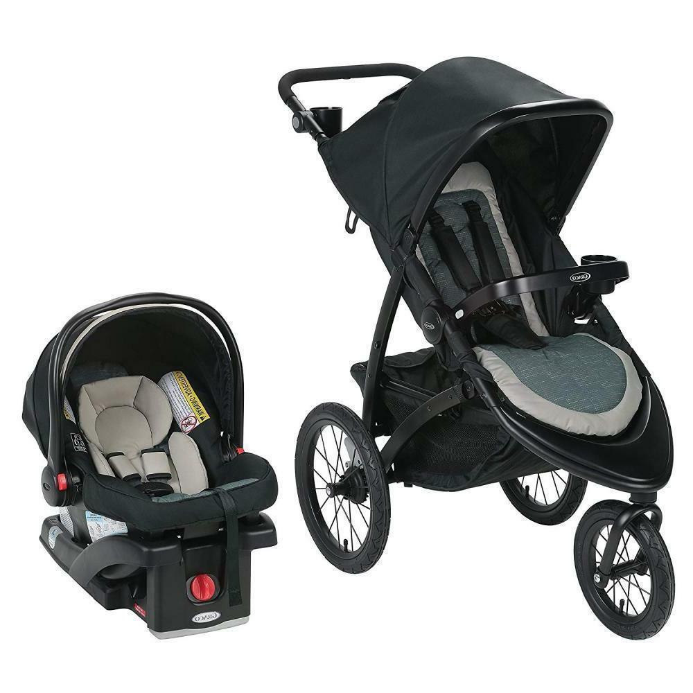 roadmaster jogger travel system with snugride 30