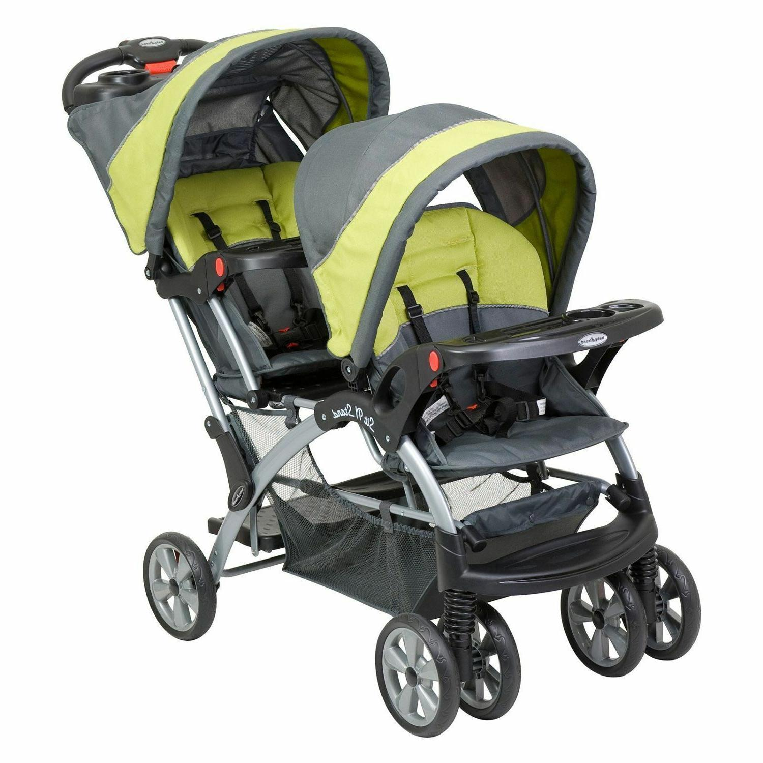 sit and stand stroller tandem infant or