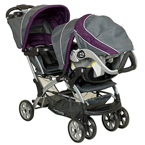 Baby Sit Stand Stroller Travel System - Elixer