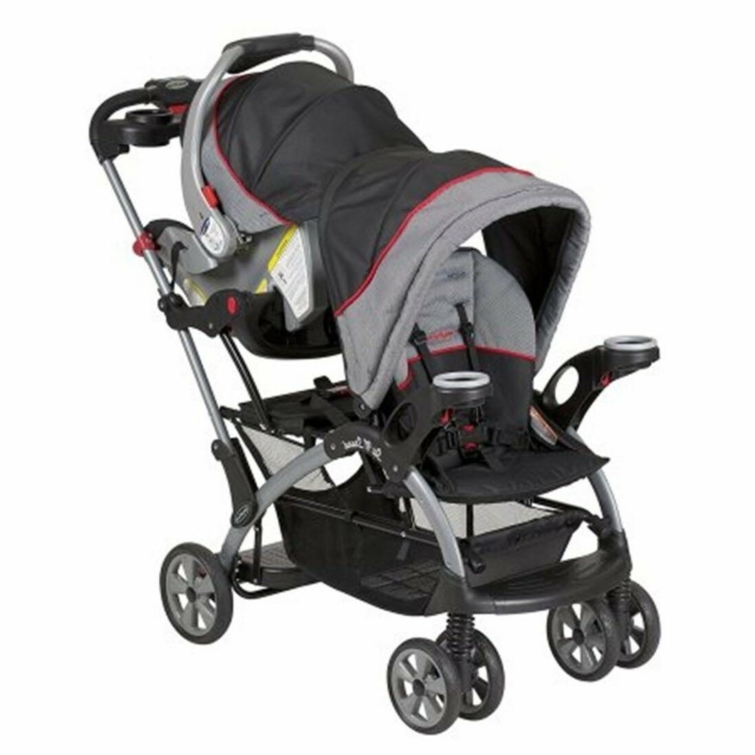 Baby Trend Sit Car
