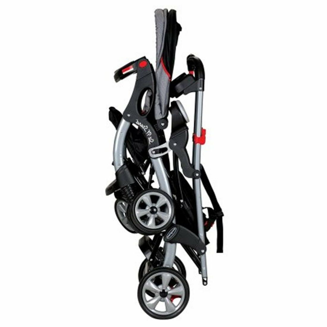 Baby Sit N' Stand Double Car System Set