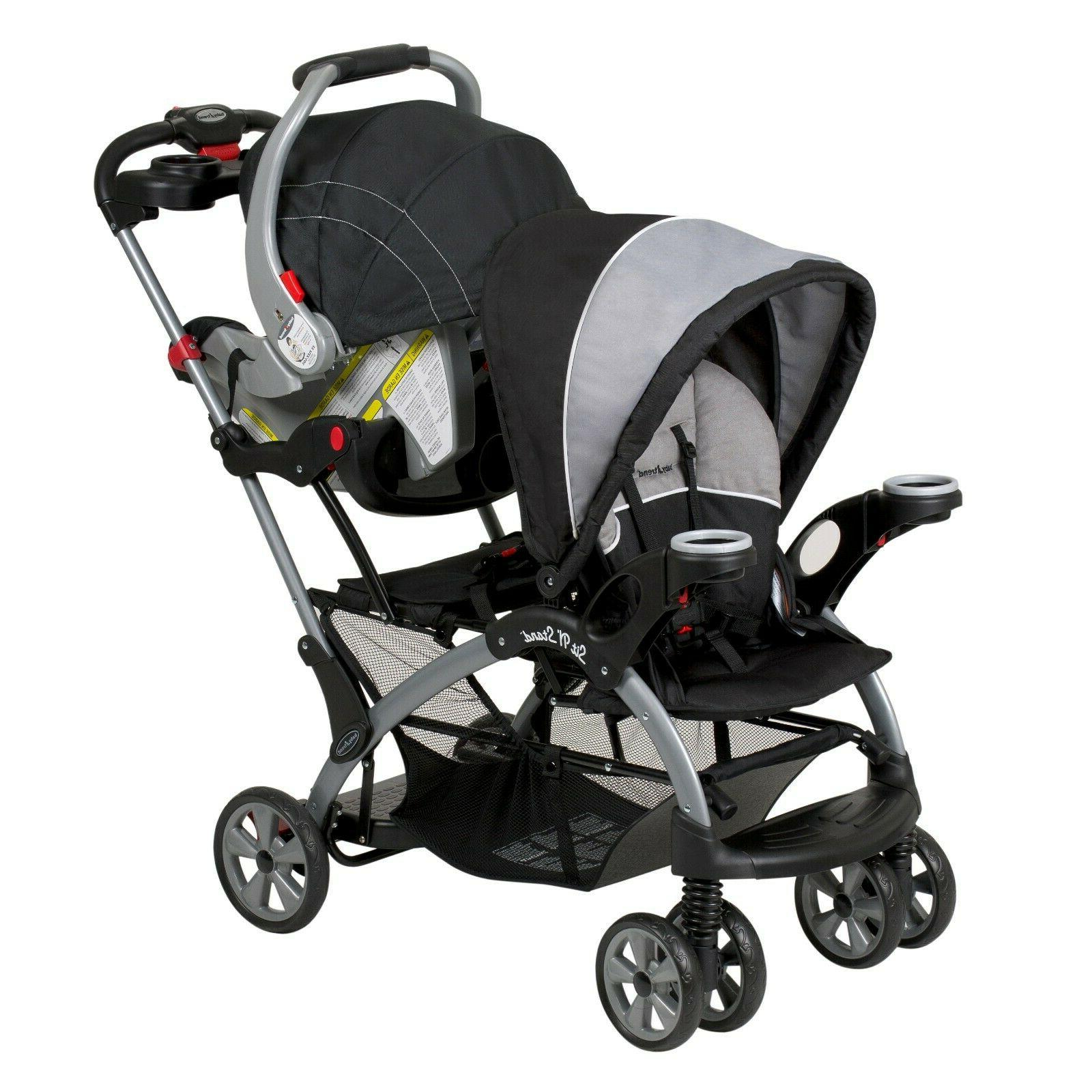 sit n stand ultra stroller toddler kids