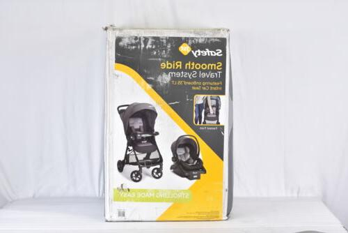 Safety 1st Smooth Ride Car Seat Stroller