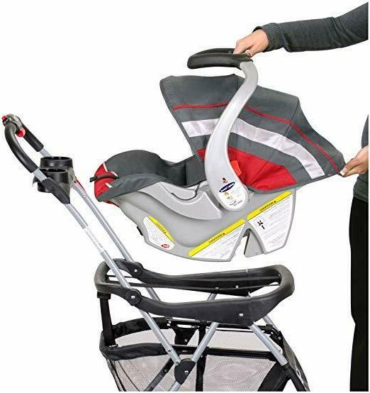 Baby Snap N Go Universal Car Seat Carrier