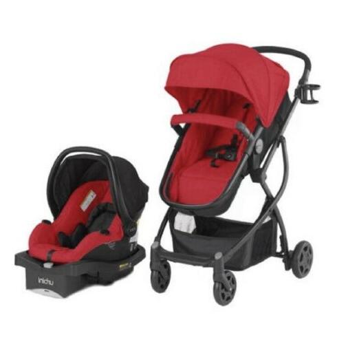 stroller and car seat combo w roomy