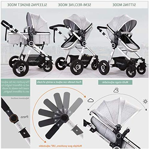 Baby Stroller All Terrain Select Convertible Foot Cover