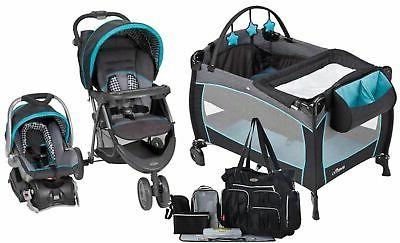 stroller with car seat travel system evenflo