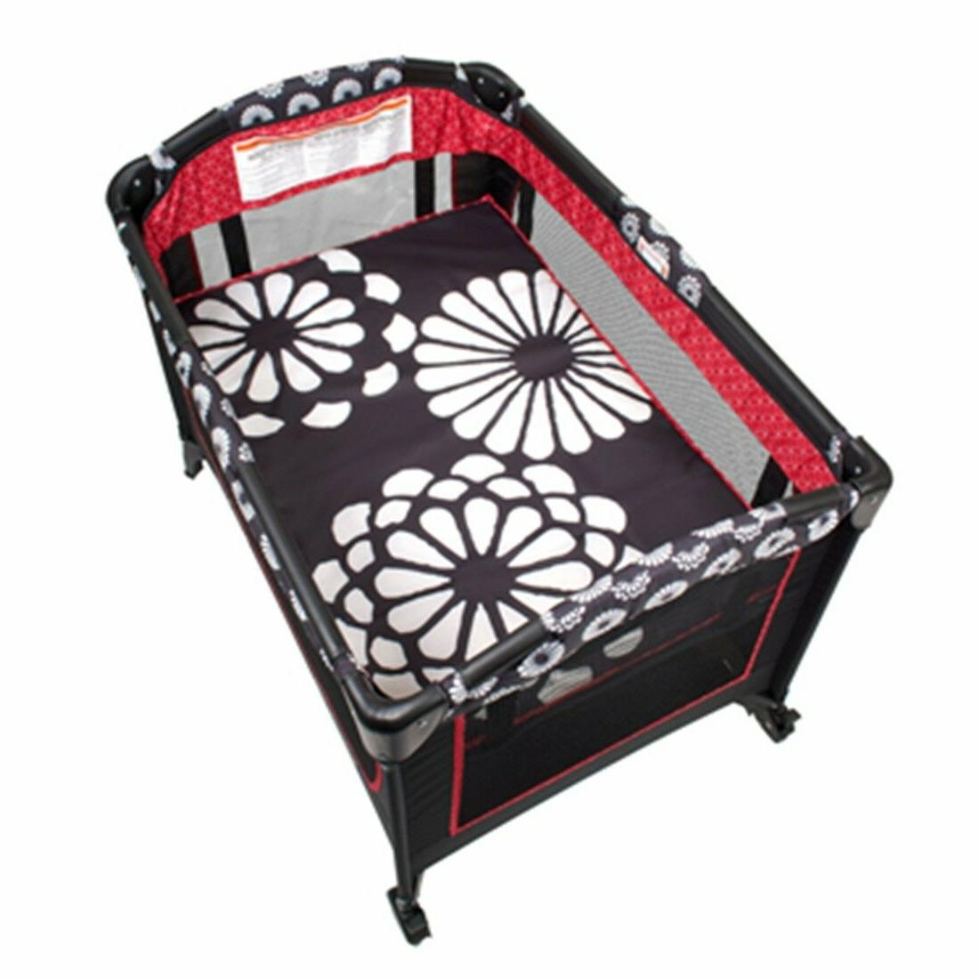Baby Trend with Car Playard Floral Boxed