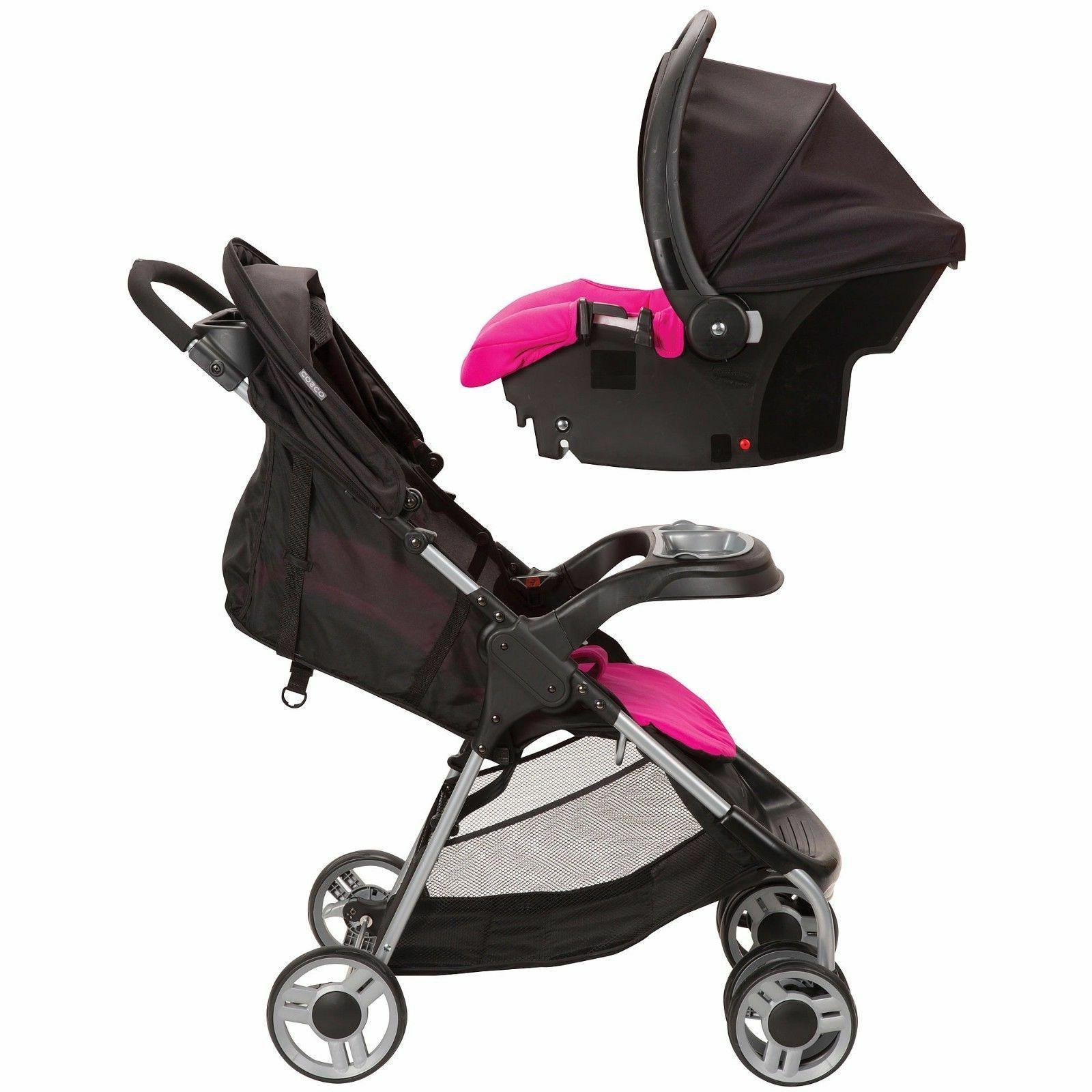Strollers And Combo Baby Toddler Travel System Folding