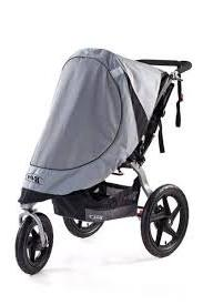BOB Sun Shield for Single Sport Utility Stroller/Ironman Mod
