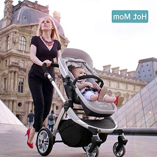 Infant Baby Carriage,Hot Mom Stroller in 1 with
