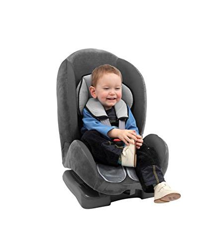Body Seat and Removable Pillow - Custom Fit Cushion Size Waterproof for Baby and