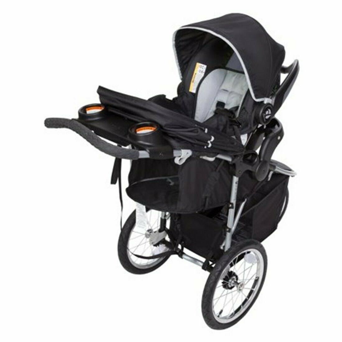 Baby Stroller System With Car Seat