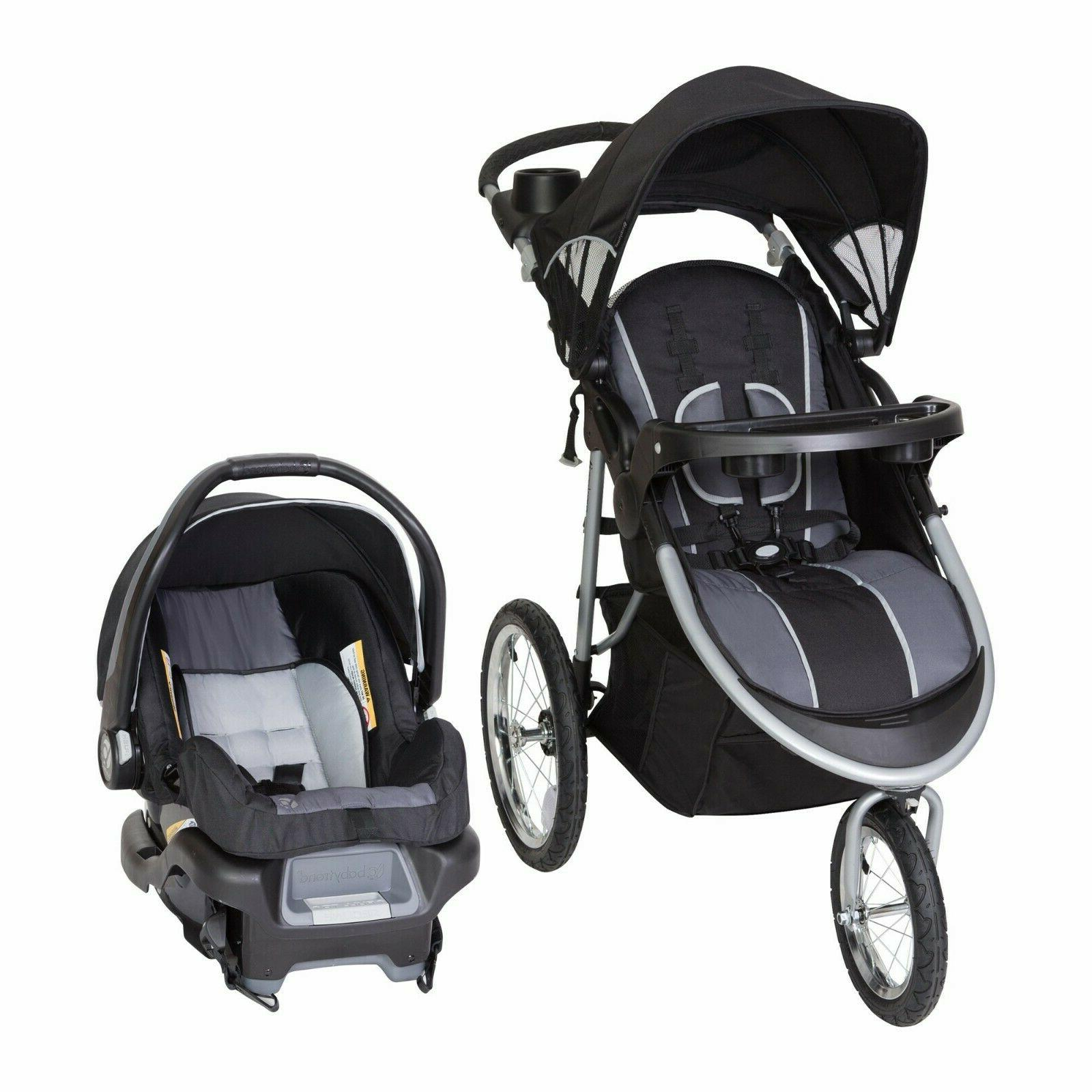 travel system baby stroller with car seat