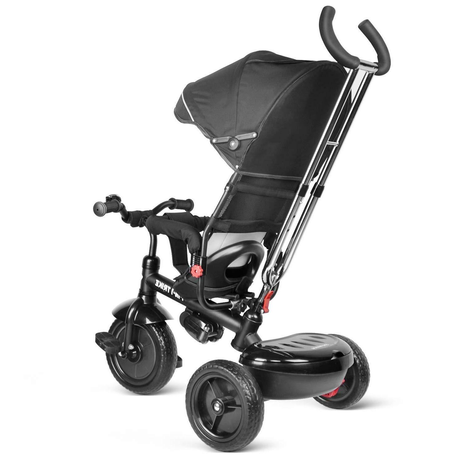 besrey Tricycle Baby pedals with Detachable