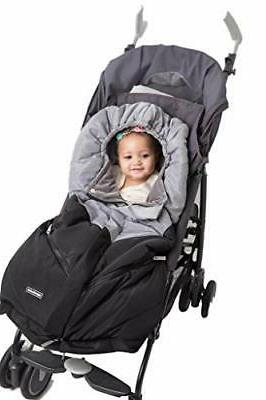 universal stroller sleeping bag footmuff