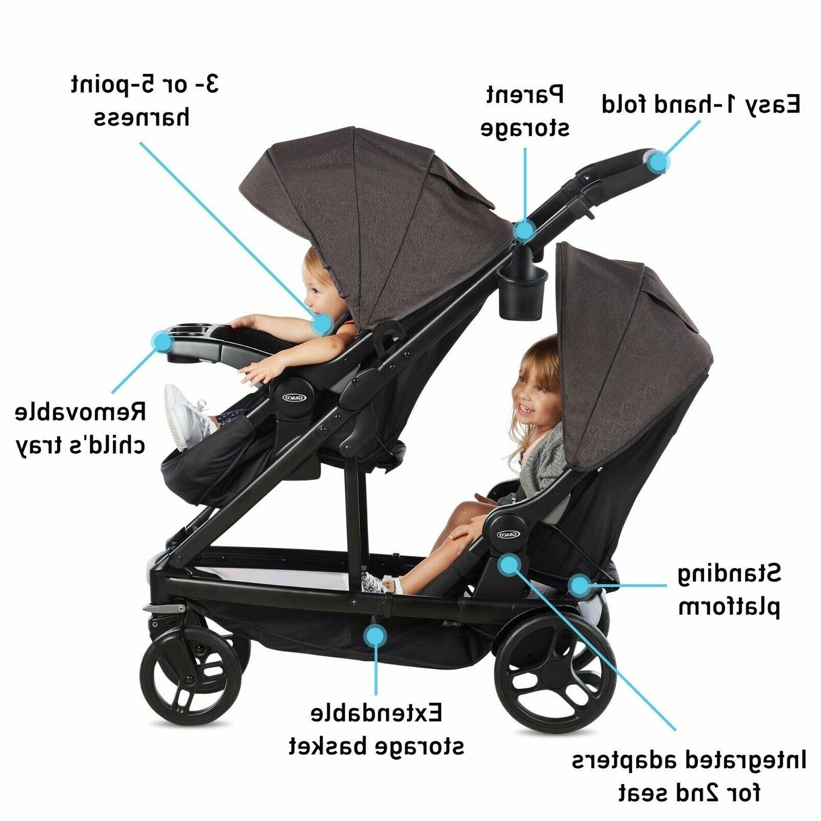 Graco Twin Pushchair