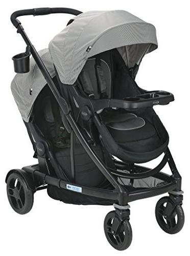 uno2duo double stroller