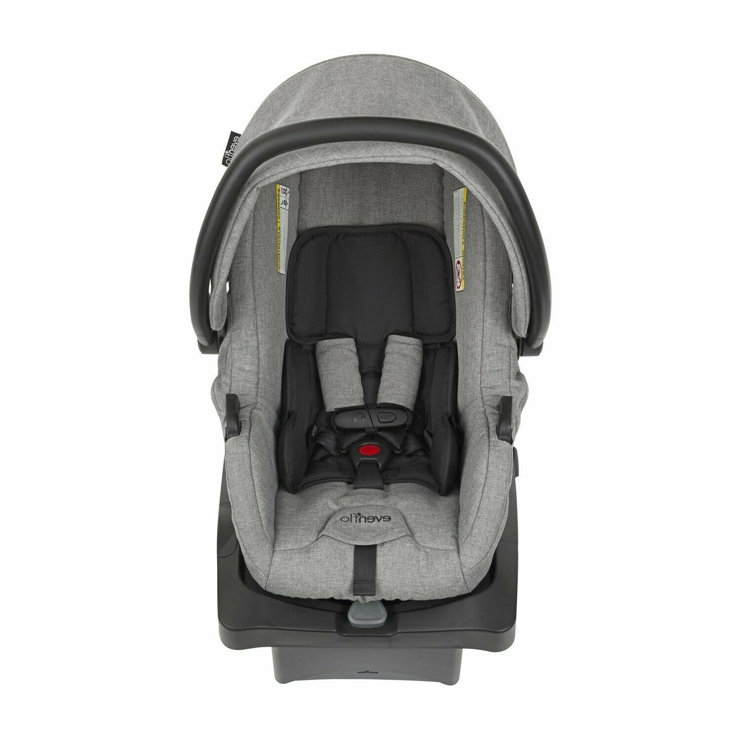 Evenflo Travel System Car Seat Set Bed