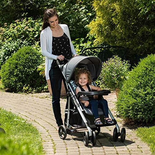 Evenflo Vive Travel with Embrace Car Seat, Spree