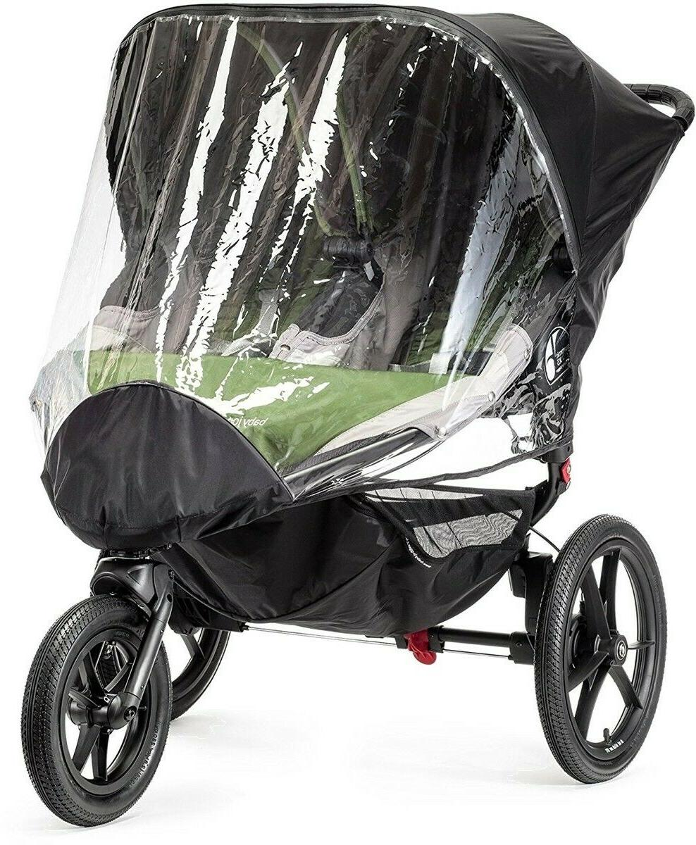 weather shield stroller cover