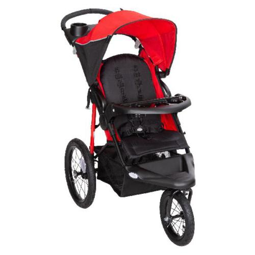 Baby Trend Xcel Jogger Ruby Red