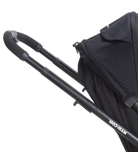 Maxi-Cosi Zelia 5-in-1 Modular Travel Stroller and Mico Infant Seat