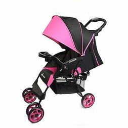 Wonder buggy Lightweight Baby Stroller, 5-Point Safety Syste