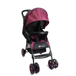 Wonder buggy Lightweight Baby Stroller, Foldable Infant Push